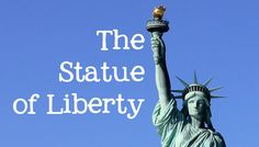 The Statue of Liberty for Kids: Famous World Landmarks for Children - Fr...
