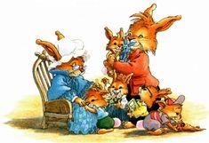 2Жили-были кролики. Звездный час Розмаринчика. Зимняя сказка.
