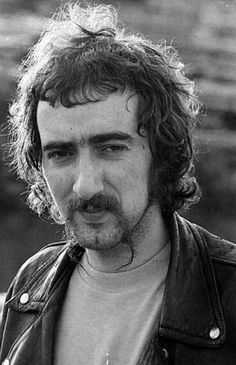 19th July 1968: John McVie, bass player with blues-influenced pop rock group Fleetwood Mac, and previously with John Mayall's Bluesbreakers.. Photo: Keystone