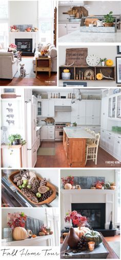 Finding Home Farms Fall Home Tour