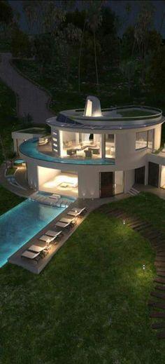 Awesome house.