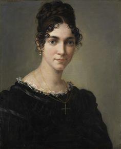 Marie Ellenrieder, Self-portrait, 1818