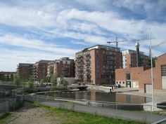 Kværnerbyen - 14.07.2011