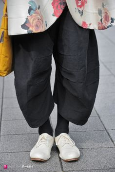 FASHION JAPAN: Tsuyoshi Kurahara (Shibuya,Tokyo,Charivari,Comme des Garçons,Christopher Nemeth,Bunka Bunkasai 2013)
