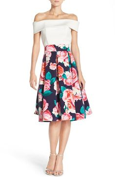 Eliza J Top & Skirt available at #Nordstrom