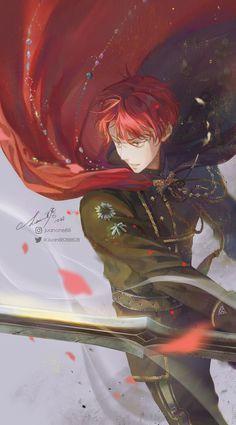 Manga Art, Anime Manga, Anime Art, Cover Wattpad, Anime Angel Girl, Anime Princess, Handsome Anime Guys, Cute Chibi, Manhwa Manga