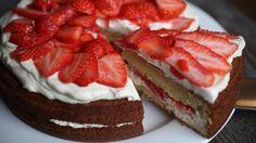 Strawberry cake - The Irish Times - Sat, Jun 15, 2013
