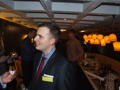 Mingling and networking
