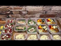 Jak przygotować Fit Dania na kilka dni? Healthy Style, Lunch Box Recipes, Meal Prep, Prepping, Meals, Exercise, Health And Fitness, Ejercicio, Meal