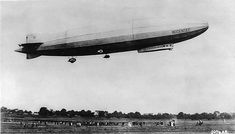 1915: The Year Zeppelins Brought Death from the Sky.