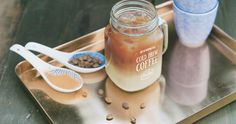 Try this Cold Brew Coffee with Chai recipe, perfect for autumn!