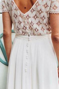 Robes de mariée Lorafolk 2017