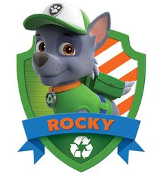 Rocky from PAW Patrol | Nickelodeon Africa