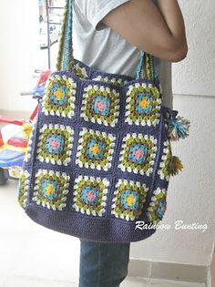 tangled happy: Granny Goes Shopping