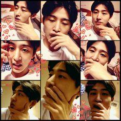 Chanwoo Ikon, Kim Hanbin, My Bean, I Miss Him, My One And Only, Yg Entertainment, Handsome Boys, Bobby, Kpop