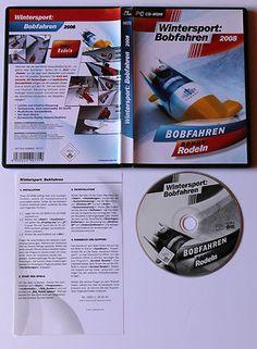 Wintersport:Bobfahren 2008 für PC