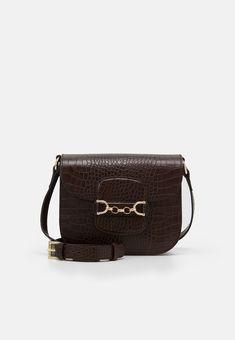 Abro DIANA - Umhängetasche - brown - Zalando.at Diana, Brown, Bags, Fashion, Dark Brown, Get Tan, Handbags, Moda, Fashion Styles