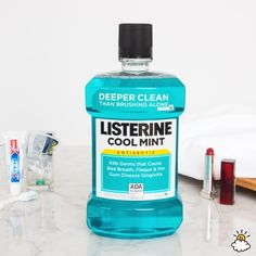 Why Listerine?   Listerine: 10 Incredible And Surprising Uses