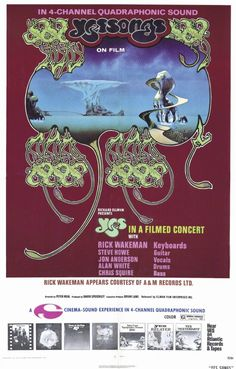 Yessongs (1975) | More Music Documentaries: http://www.platendraaier.nl/muziekdocumentaires/