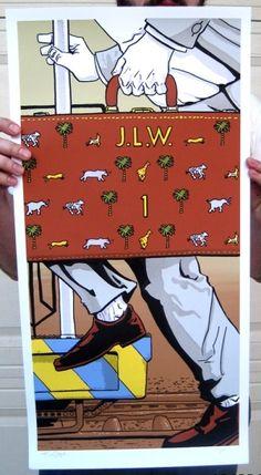 Wes Anderson galerías por Barbra
