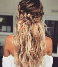 pretty hair braid