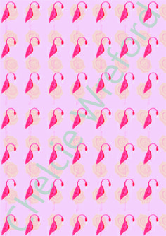 Textile Print designed using own drawings, put into a repeat using Photoshop. Influenced by TopShop