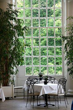 L'Orangerie - Kensington Gardens