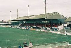 THE OLD STAND AT NAUGHTON PARK