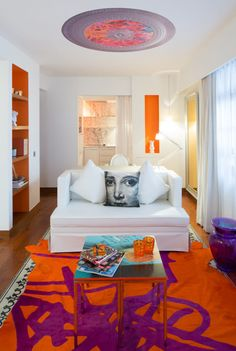 J Plus Boutique Hotel by yoo in Hong Kong, original design by Philippe Starck