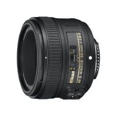 Nikon AF-S NIKKOR 50 mm 1:1,8G Objektiv: Amazon.de: Kamera & Foto