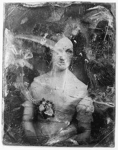 Portrait of Emma Gillingham Bostwick [between 1851 and by Mathew Brady's studio - decayed daguerreotype. History Of Photography, Portrait Photography, Creative Photography, Old Pictures, Old Photos, Vintage Photographs, Vintage Photos, Gillingham, Graphic Projects