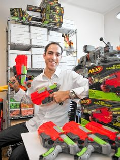 """Chicago Toy and Game Inventor Awards in the New York Daily News -- """"New Yorkers up for awards at Toy and Game Inventor Expo"""""""