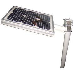 LED Solar Street Light 5 Watts - Ultra Bright LED Solar Street Lights at Clean Energies Store