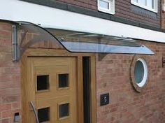 Image result for door canopy uk | Back Door Canopy | Pinterest | Door canopy Doors and Search : coopers door canopy - memphite.com