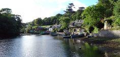 Port Navas, Helford River