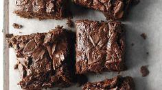 Tu B'Shvat- seven species recipes Martha Stewart Whole-Wheat Brownies