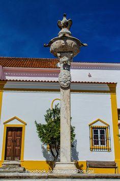 Pelourinho de Avis, Alentejo | Turismo en Portugal #portugal #alentejo #avis