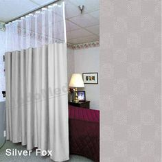 Ideal Antimicrobial Cubicle Curtain   Antimicrobial Cubicle Curtains |  ModoMed™