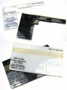 Rubber Band Gun Design