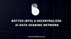 Bottos is a decentralized data sharing network that converges on artificial intelligence. It is developed to be a consensus-based, scalable, easy-to-build, and synergetic one-stop application platform for information, model, computing power and storage capacities by data mining and smart contracts. #BOTTOS #Cryptocurrency #AI Investing In Cryptocurrency, Cryptocurrency News, What Is Bitcoin Mining, Does It Work, Feelings, Blog, Artificial Intelligence, Platform, Money