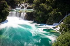 Krka Nationalpark Nationalparks, Waterfall, Outdoor, Pictures, Travel Photography, Croatia, Viajes, Outdoors, Waterfalls