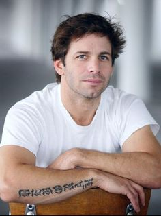 "Zachary Edward ""Zack"" Snyder - American Film Director, Screenwriter, and Producer"