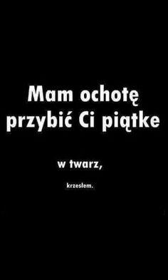 No tutaj są nominacje od jakiś mordek # Losowo # amreading # books # wattpad Wtf Funny, Funny Jokes, Sad Quotes, Life Quotes, Polish Memes, Weekend Humor, Funny Mems, My Guy, Man Humor