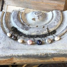 """Kris Lanae Binsfeld on Instagram: """"Pearls are always a good idea! A good gift idea! A plethora of pearl 16"""" chokers to select from. Colors including pink, gray, mocha, and…"""" Mocha, Best Gifts, Chokers, Beaded Necklace, Pearls, Gray, Pink, Color, Instagram"""