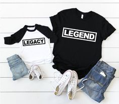 Mommy and Me Shirts Mommy and Me Clothes Mommy and Me Outfits Matching Father Son Shirts Matching Mother Son Tees Mommy and Me Mommy And Me Shirt, Mommy And Son, Dad To Be Shirts, Family Shirts, Mommy And Me Clothing, Mom Clothes, Baby Outfits, Mom And Son Outfits, Family Outfits