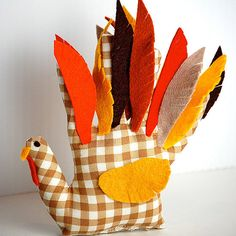 14 Turkey Crafts for Kids