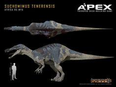 Suchomimus tenerensis by Herschel-Hoffmeyer
