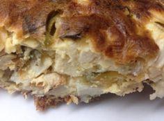 Torta de Palmito com Azeitonas - Receita CyberCook