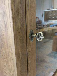 Solid Oak Furniture, Door Handles, Doors, Home Decor, Door Knobs, Decoration Home, Room Decor, Home Interior Design, Home Decoration