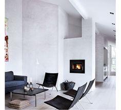 cool. poul kjaerholm chairs